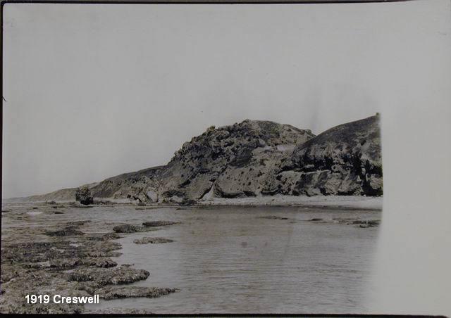 חוף אפולוניה מדרום לצפון