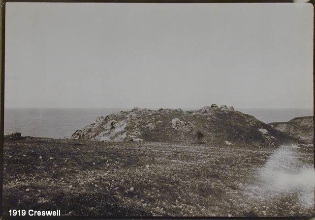 מבצר אפולוניה ממזרח