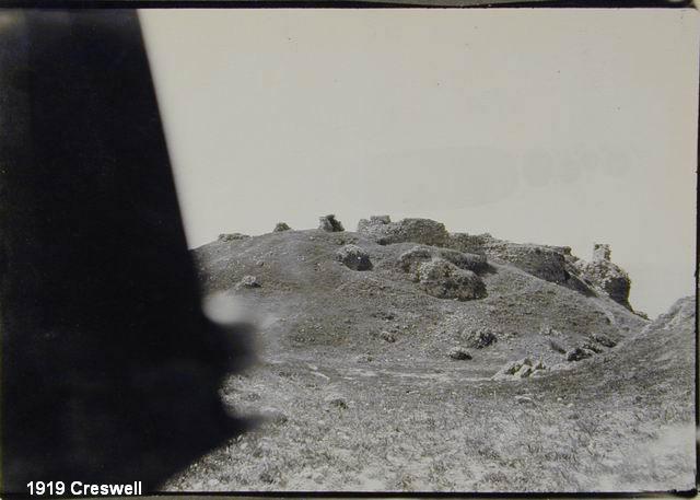 מבצר אפולוניה מצפון מזרח