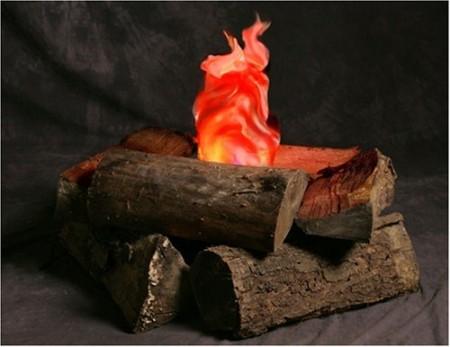 מדורה ללא אש